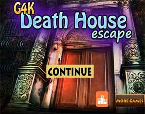 death house game g4k death house escape walkthrough room escape game walkthrough