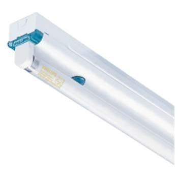 Lu Led Philips Neon fluorescent l fixture 0m6 t8 tms012 1x18w philips