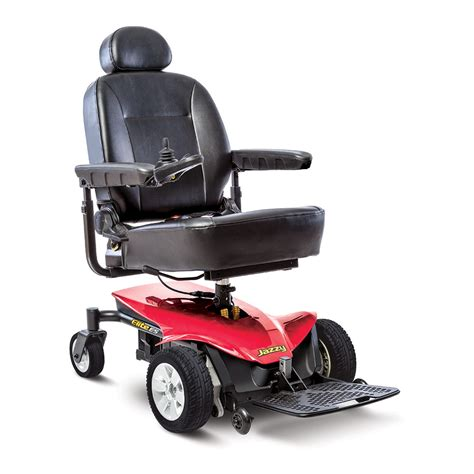 Jazzy Power Chair Manual by Jazzy Elite Es