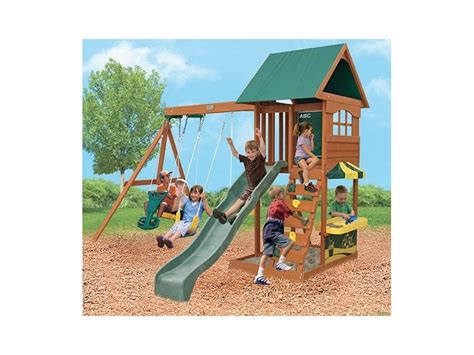 target wooden swing set wooden swingset target kids playset pinterest