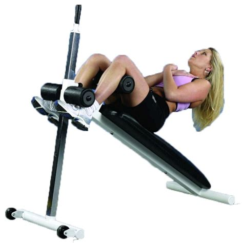 ab exercise bench pro maxima fw57 adjustable abdominal bench power systems