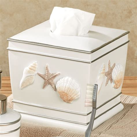 seashell bathroom accessories ideas a1houston