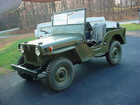 Jeep Cj2 Willys Cj 2 Jeep Motoburg