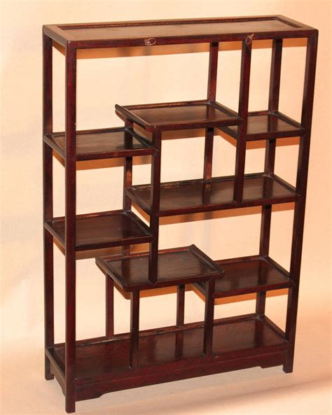 table top display shelves vintage rosewood table top display shelf at 1stdibs