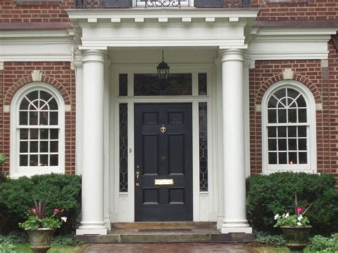 colonial style front doors colonial front door entrance for my house pinterest