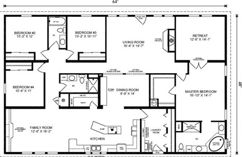 awesome modular home floor plans florida new home plans