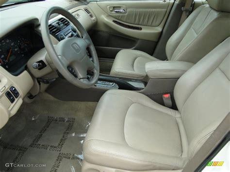 2001 Honda Accord Ex Interior by Ivory Interior 2001 Honda Accord Ex Sedan Photo 48105663