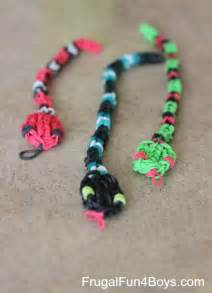 make loom band hair pins how to make loom band snakes loom bands boys and videos