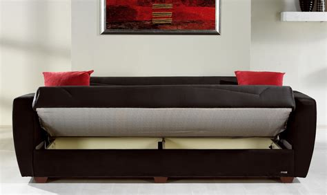 power beds power rainbow black convertible sofa bed by istikbal sunset