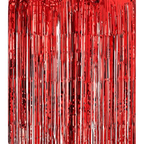 shimmer curtain shimmer curtains red dzd