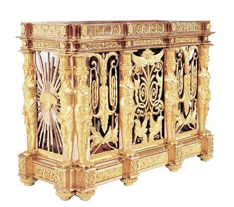 Cabinet Temporel by Les Orgues De Salon Manufacture Traditionnelle De