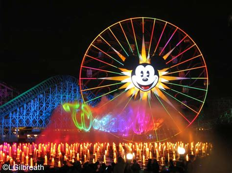 world of colors world of color returning to disney california adventure