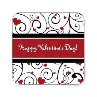 valentines day stickers stickers zazzle