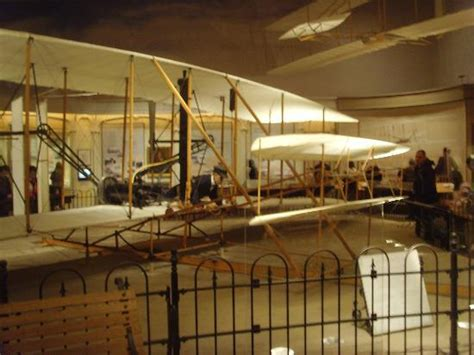 wright brothers plane  museum