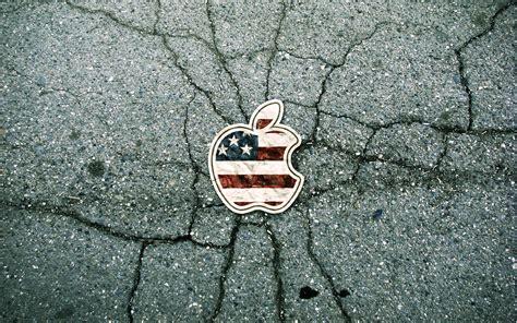 apple usa wallpaper apple usa background by titouf on deviantart