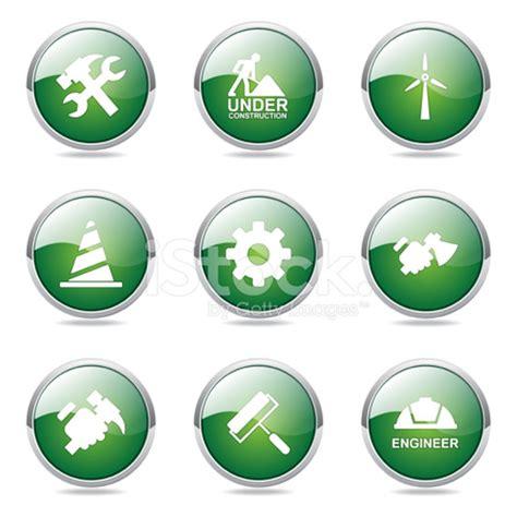 design icon button free construction tools green vector button icon design set 2