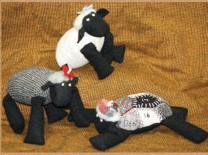 pattern hutch pigeon forge 17 best images about pincushions sheep on pinterest
