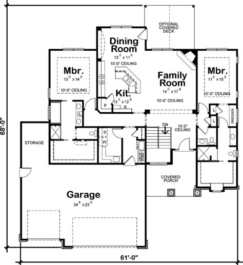 house plans monster craftsman style house plans 1853 square foot home 1