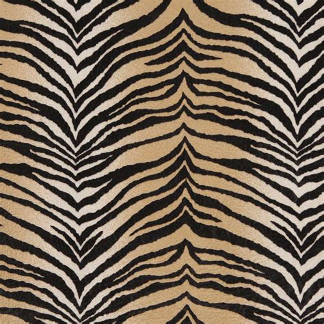 Animal Print Upholstery Fabric Uk by 54 Quot Quot E409 Beige Tiger Animal Print Microfiber Upholstery