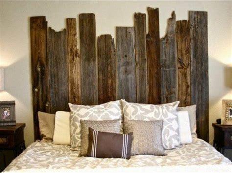 Wood Board Headboard by 25 Best Ideas About Reclaimed Wood Headboard On Beds Headboards