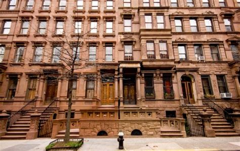 brownstone house nyc brownstones jigsaw puzzle
