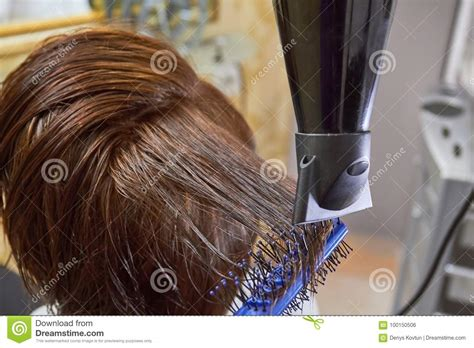 Hair Dryer Tips hair and dryer stock photo image of equipment