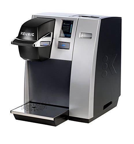 Plumbed Keurig Coffee Maker by Single Serve Brewers Keurig K150 Single Cup Commercial K