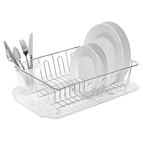 bed bath and beyond dish rack buy dish drainers from bed bath beyond