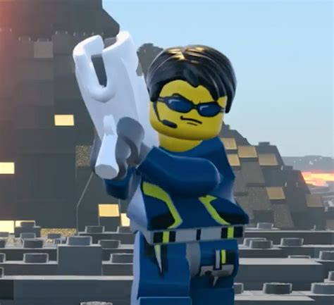 Ps4 Playstation 4 Lego Worlds lego worlds lego agents dlc playstation 4 ps4 characters7