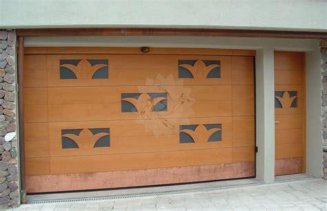 sezionale garage portone garage sezionale falegnameria pojer