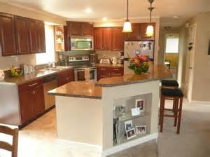 Bi Level Kitchen Designs Bilevel Kitchens This Kitchen Is In A 3 Bedroom Bi Level Home In House Decor Ide