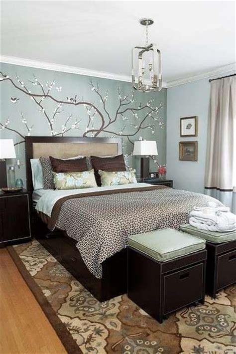 parete verde da letto idee per le pareti della da letto foto design mag