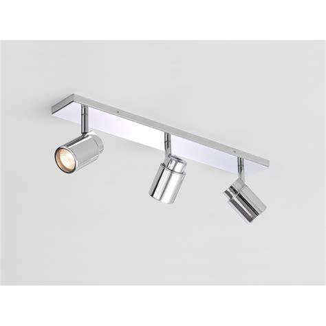 Ceiling Spotlight Bar by Astro 6109 Como Bar 3 Light Ceiling Spotlight