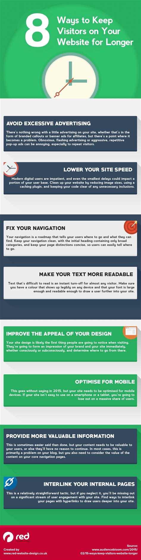 4 Easy Ways To Keep Visitors On Your Site 8 Really Easy Ways To Keep Visitors On Your Website