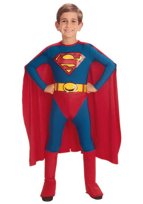 toddler costume superman costume
