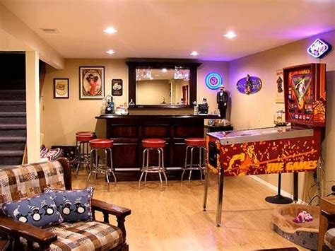 cool basements 1000 ideas about small finished basements on pinterest