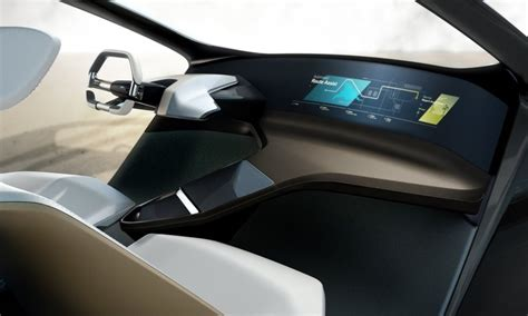 future bmw interior i inside concept shows the future of bmw interior car