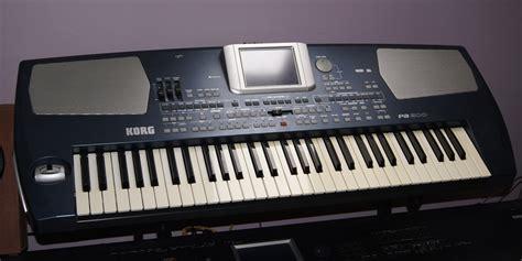 Keyboard Korg Pa 500 korg pa500 image 443111 audiofanzine