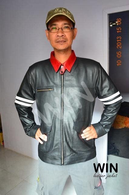 Terlaris Jaket Kulit Semi Casual Pria Murah Meriah Best Quality jaket kulit malang model jaket kulit harga jaket kulit jaket kulit murah jual jaket kulit