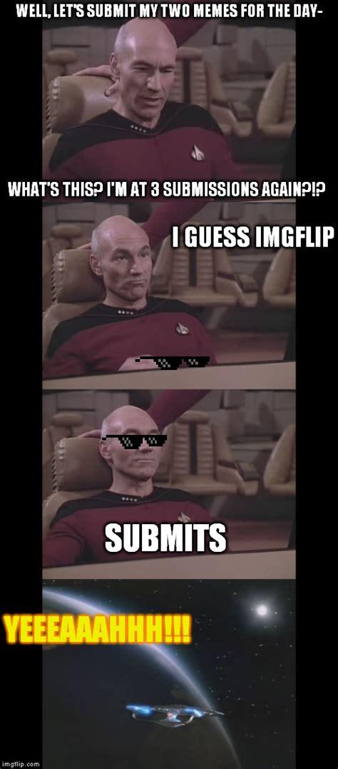 Csi Meme Generator - star trek the next generation imgflip