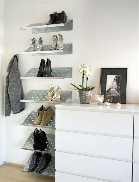 laundry room shoe storage ideas en skohylle fra ikea er plassert i h 248 yden p 229 soverommet