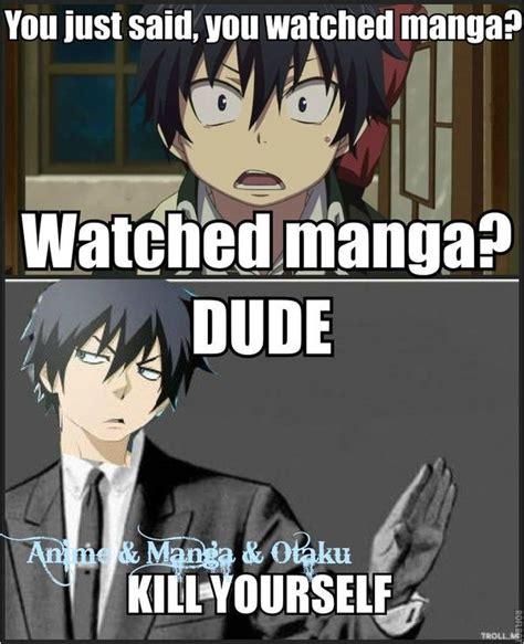 Manga Meme - 1000 images about blue exorcist on pinterest blue