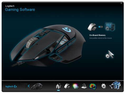 Mouse Macro Logitech G502 logitech g502 proteus spectrum rgb tunable gaming mouse review