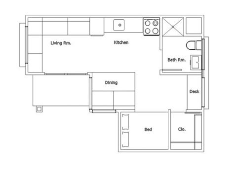 draw simple floor plan online free simple floor plan free
