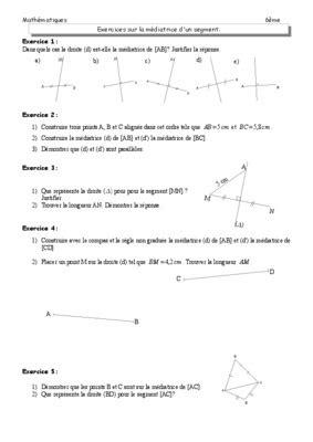 Controle Mediatrice 6eme.pdf notice & manuel d'utilisation