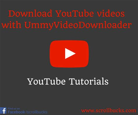 download youtube episodes how to download youtube videos with ummyvideodownloader