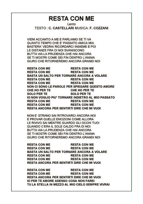 testo resta cu mme www fabiocozzani it page title