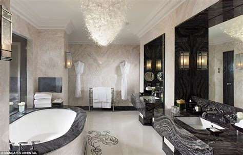 expensive bathrooms the most expensive hotel suites in the uk daily mail online