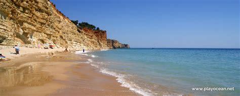 Waxing Bed Praia De Porto De M 243 S Beach In Santa Maria Lagos Portugal