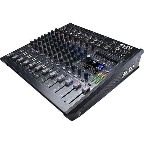 Mixer Alto Live 1202 alto professional live 1202 12 channel sound live 1202 b h photo